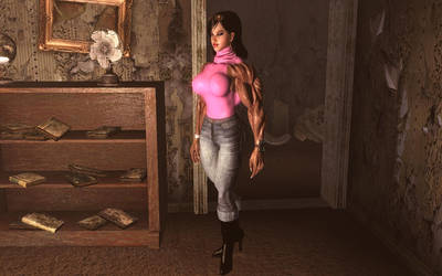 Muscle Girl Project 42569-5-1381780386 by Birulevo