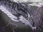 Mico the storm dragon