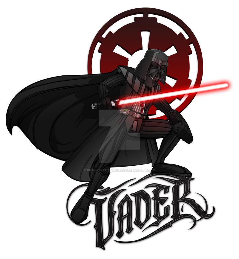 Lord Vader by BrainTreeStudios