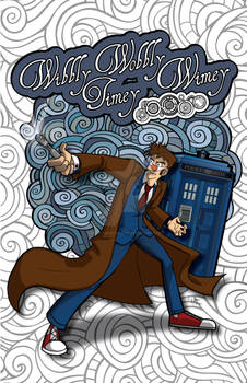 Wibbly Wobbly Dr. Who