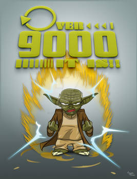 Over 9000 It is
