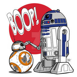 Master of the BOOP! (BB8 Versions)