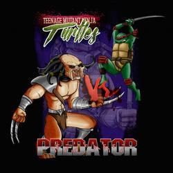 Teenage Mutant Ninja Turtles Vs Predator