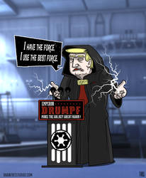 Emperor Drumpf: I have the best force