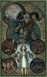 Pan's Labyrinth by galazy