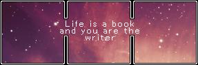 Life is a Book by xXDream-MistXx