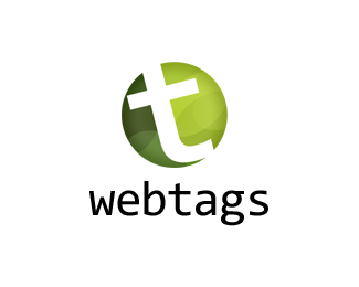 WebTags - Logo v1 by pabloaugustoo