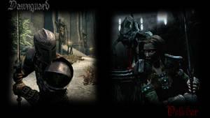 Dawnguard vs Volkihar