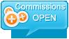 Pt Commission: Open by sparkling-dreamz