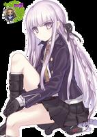 Kyouko Kirigiri 3 by Nunnallyrey
