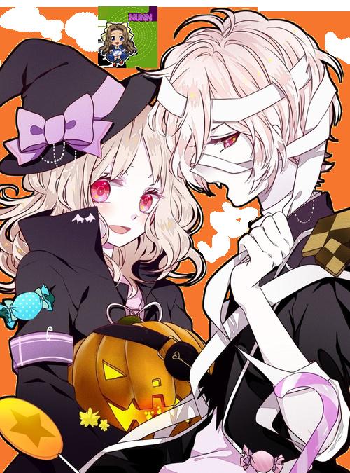 Halloween render 38 by Nunnallyrey