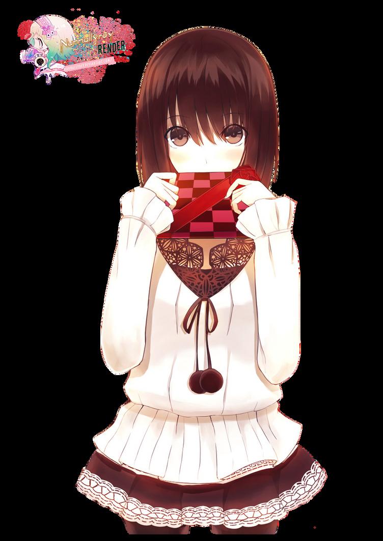Renders Mangas Divers  Valentine_render_40_by_nunnallyrey-d7bjgmq
