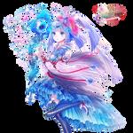 Kimono girl 60