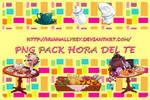 Pack Hora Del Te