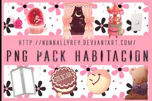 Pack Habitacion by Nunnallyrey