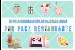 Pack Restaurante by Nunnallyrey