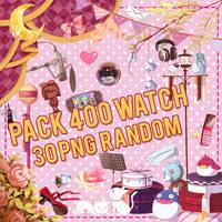 Pack 400 Watch segunda parte by Nunnallyrey
