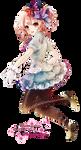 Anime Girl Render 39