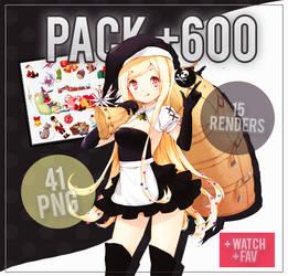 PACK +600