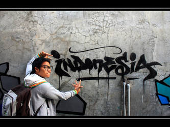 Indonesian Taging by Jphoenixz