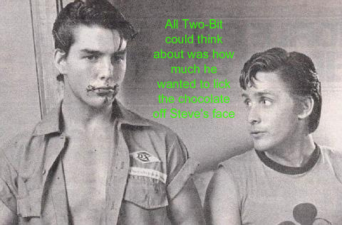Daily Quotes From The Outsiders Quotesgram