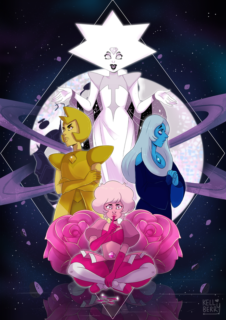 eee It's finally done. I had alot of fun with this one. But once I got to the background I started getting a bit lazy. PLEASE DON'T NOTICE.  Steven Universe (C) Cartoon Network  Art belon...
