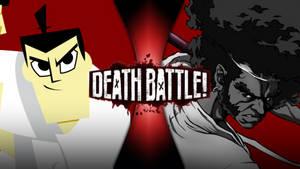 Samurai Jack vs Afro Samurai