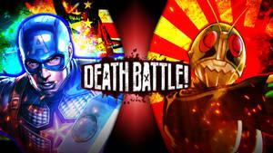 Captain America vs Kamen Rider Ichigo