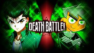 Yusuke vs Danny Phantom