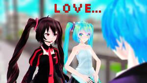 [MMD x VINE] LOVE... ( MOTION DL ORIGINAL )