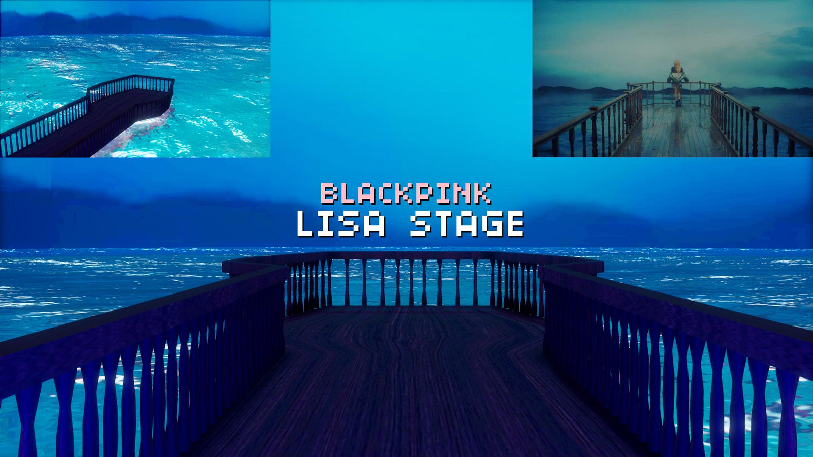 Mmd Blackpink Playing With Fire Lisa Stage Dl By