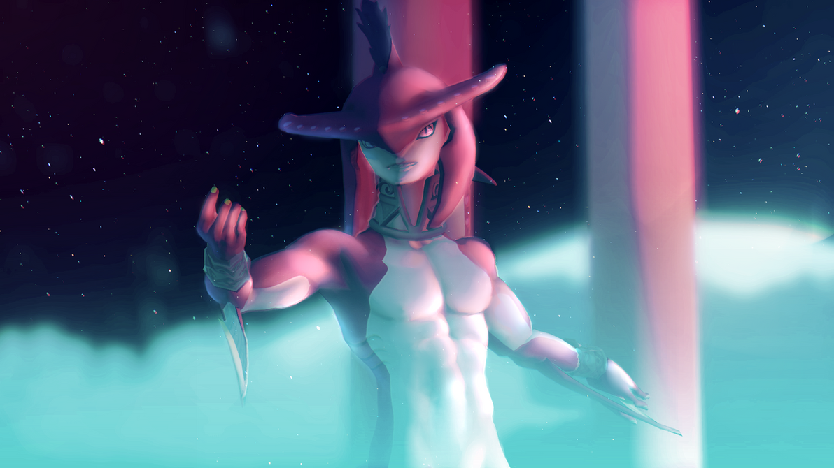 PRINCE SIDON - Zelda BOTW by DollyMolly323