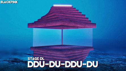 [MMD] BLACKPINK - DDU-DU-DDU-DU (STAGE DL) by DollyMolly323