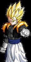 Gogeta Fukatsu No F (Super Saiyan)