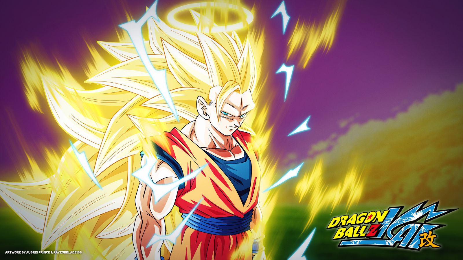 Dragonball Z Kai 4k Wallpaper By Aubreiprince On Deviantart