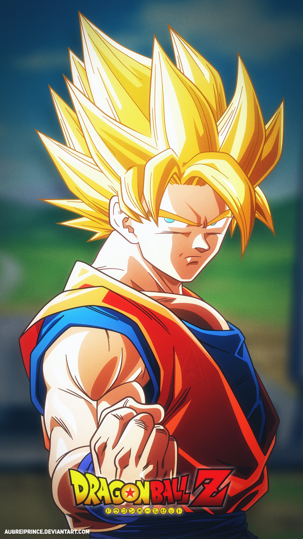 Top Wallpaper Mobile Dragon Ball Z - dragonball_z__phone_wallpaper__by_aubreiprince-db88b2a  Best Photo Reference_479071.png