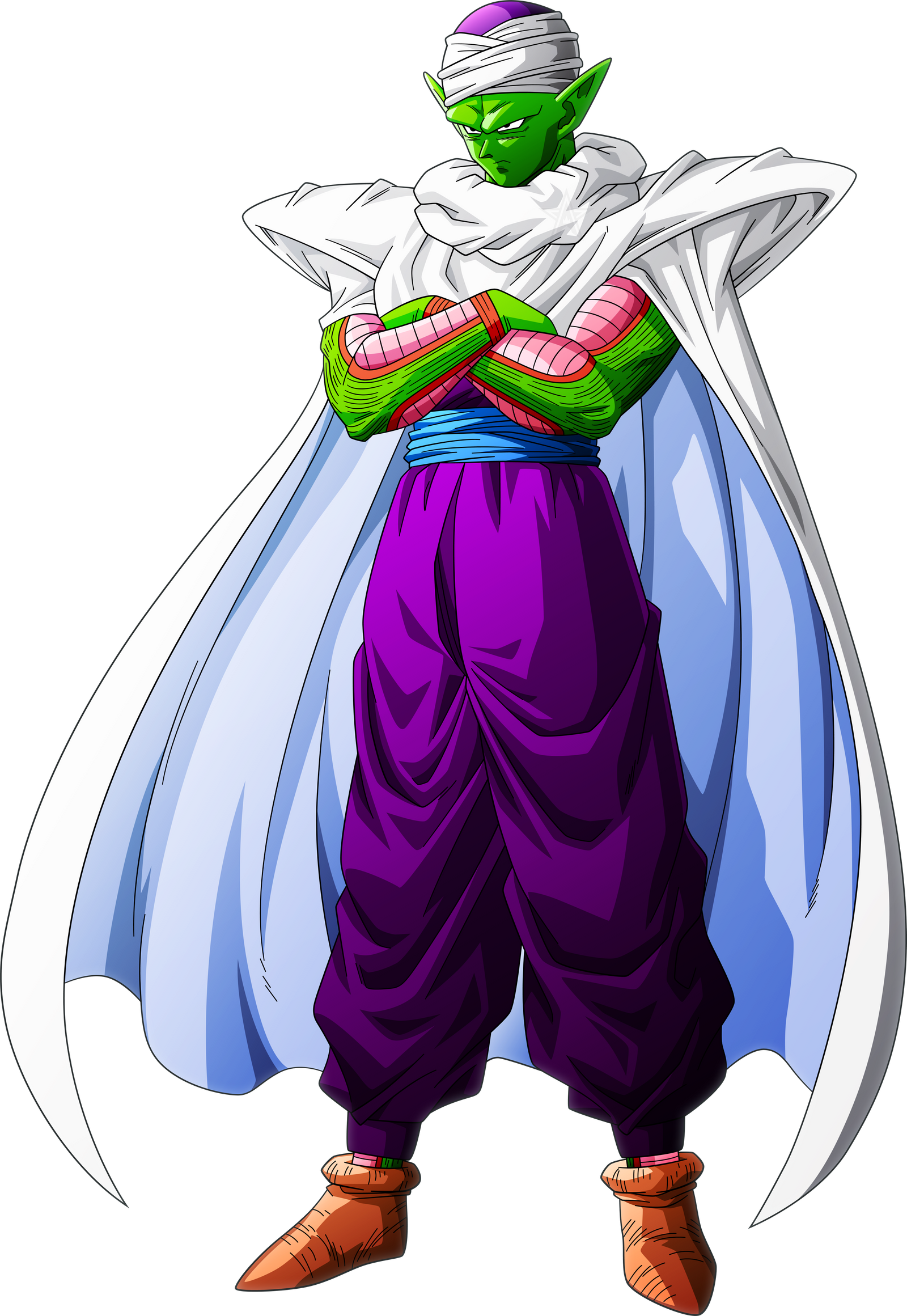 Piccolo 1 by aubreiprince on deviantart for Freezer piccolo