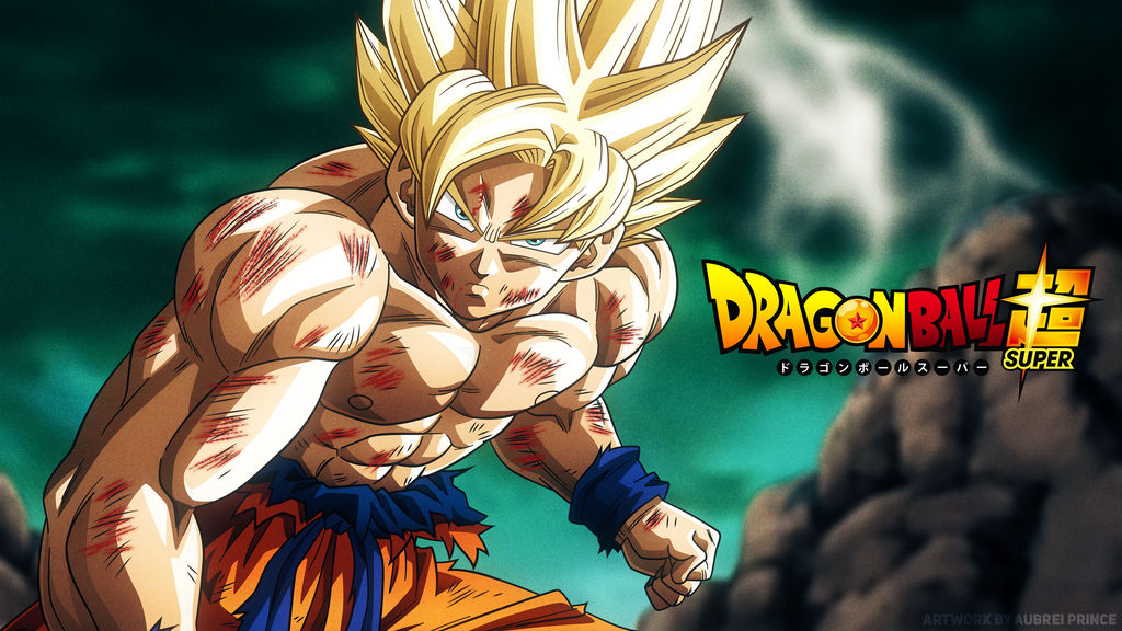 Dragonball Super 4k Wallpaper By Aubreiprince On Deviantart