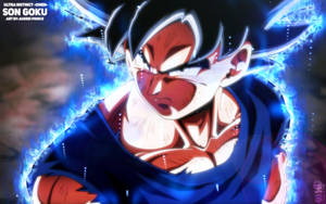 TeRrItOrY oF gOdS, uLtRa InStInCt GoKu! by AubreiPrince