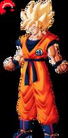 Supa Saiya-jin Goku 2018