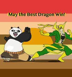 Po vs Iron Fist