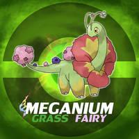Mega Meganium by ShinyGazza