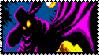 Mr Dark Stamp by xAl-Artsx