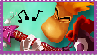Rayman Stamp by OxEdenLaurencexO