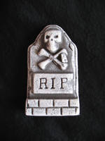 Tombstone 3 by AsphyxiaStock