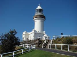 Lighthouse by AsphyxiaStock