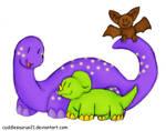 New Friends for Cuddlesaurus
