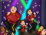 OTFC #20 Dancing by cuddlesaurus21