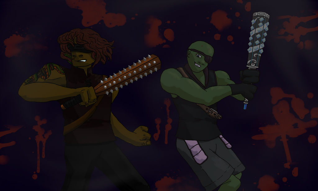 The Bad Boys by Donnysgirl