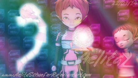 Awesome Aelita by AelitaSchaeferR